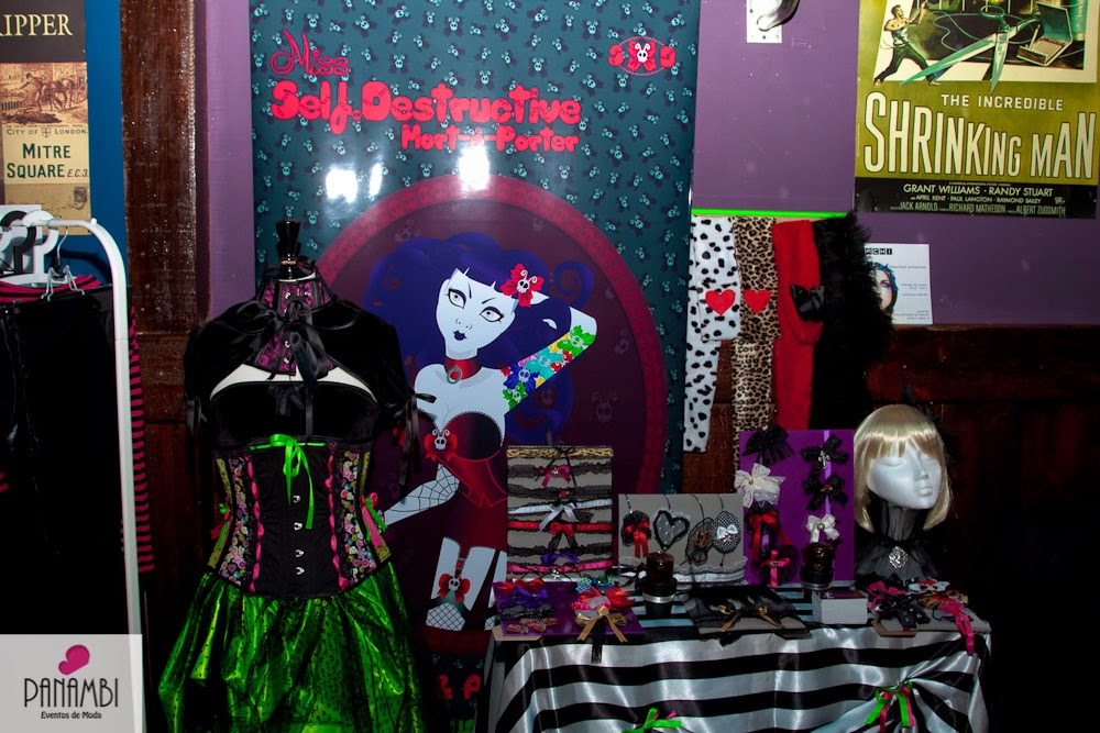 Stand en Fashion Monster Show