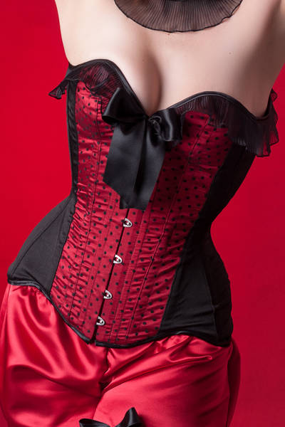 Corset overbust Ruby