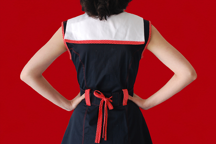 Sailor Girlie - Estilo marinero